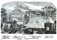 What You Would Have Seen in the Great Roman Open Living Space: A Picture of the Buildings in the Roman Forum