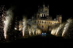 Weddings at Highclere Castle - quite the grand finale