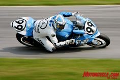 Our ongoing documentation of Jeremiah Knupp going from street rider to road racer continues as he looks to AMA pro Geoff May for insight and inspiration. Motorcycle Racers, Wheels, Concept, Bike, Cool Stuff, Google Search, Vehicles, Art, Bicycle Kick
