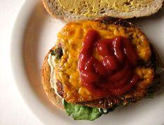 Winter meet Summer: Carrot & Zucchini Vegetable Burgers | Poppytalk