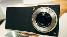 Hands On: Panasonic's Lumix CM1 Android Camera Phone