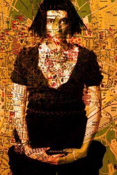 "Saatchi Art Artist ACQUA LUNA; Photography, ""8-World  STREETS."" #art"