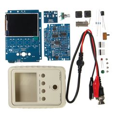45 best dso oscilloscope images on pinterest diy electronics orignal jye tech ds0150 15001k dso shell diy digital oscilloscope kit with housing solutioingenieria Image collections