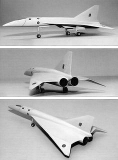 Ok we've had the TSR-2 but how about a replacement  the English Electric EAG 4426. Powered by two Rolls Royce C ramjets delivering 27000lb thrust it would reach mach 4.5. Delivery planned for the mid 80's - perhaps it was so fast I missed it!!! To OR346/355 the TSR-2 and Buccaneer replacement so carrier capable too?