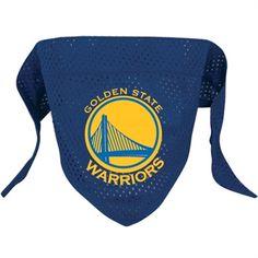 NBA Golden State Warriors Dog Bandana Free Shipping