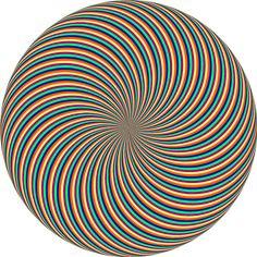 #digital art, artists on tumblr optical illusion gif