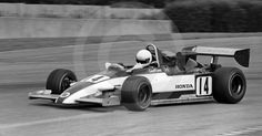 "Geoff Lees - Ralt RH6/81 Honda - Ralt Racing Ltd - III Donington ""50 000"" 1981 - The John Howitt Trophy Race - European Championship for F2 Drivers, Round 10"