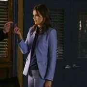 Title: The Last Seduction Note: Previously referred to as episode Original Air Date: Nov 2015 Writers: Rob Hanning Director: John Terlesky Summary: In order to hunt down the Stana Katic, Castle Season 8, Castle Tv Series, Castle Beckett, Nathan Fillion, Pulsar, Beautiful Blouses, Raincoat, Seasons