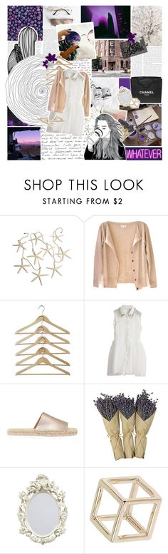 """Swim in the sea, go on roadtrips, count the stars, find true love, be free"" by gabi-sweet ❤ liked on Polyvore featuring Master-Piece, Clu, Mint Velvet, Mills Floral Company, Chanel and Topshop"