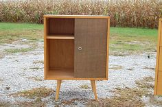 Would make good stereo cabinet