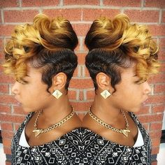 Big Chop inspiration was highly requested in our virtual suggestion box! Bomb @hairbylatise via @thecutlife. Possible FAQ: is it natural? We don't know but it's FLYY #naturalhairdoescare #freeyourmanemonday #naturallycurlyhair