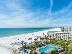 Relax and enjoy the most spectacular views of the Gulf and #1 beach in the country, from both your living room and the open patio. Experience the most amazing sunsets (Feb-Nov) from your 10th floor vantage point. ...