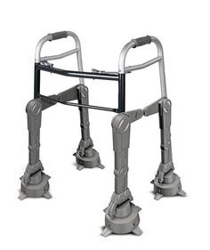 Guess if I had to use a walker, this would be it. Or until someone creates a nerd approved wheelchair.