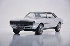 1968 Chevrolet Camaro Dana Hurst RS SS offered for auction | Hemmings Motor News