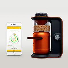 The easiest & smartest all grain beer brewing machine.     #minibrew #beermachine #startup #beer #indiegogo