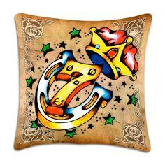 Lucky 7 Toxico #metal #homewares http://toxico.uk/34-cushions