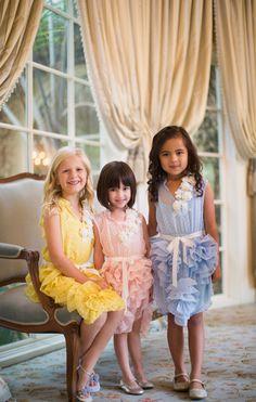 Trish Scully Child Store - Pink Lady Grace Ruffled Dress, $42.99 (http://www.trishscullychild.com/pink-lady-grace-ruffled-dress/)