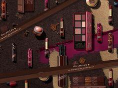 a2d1b27ab3b1 shu uemura X La Maison du Chocolat Holiday Collection