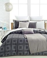 Lacoste Yantze Comforter and Duvet Cover Set