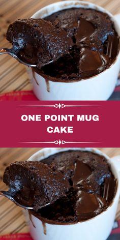 Weight Watcher Mug Cake, Weight Watchers Brownies, Weight Watchers Desserts, Chocolate Mug Cakes, Mini Chocolate Chips, Ww Desserts, Dessert Recipes, Diabetic Desserts, Dinner Recipes
