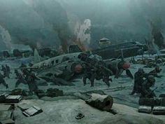 La batalla de Stalingrado,la tumba de más de dos millones de soldados,nunca en la historia de la humanidad murieron tantos soldados en un campo de batalla.