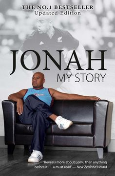 Jonah: My Story by Hachette Australia - Books True Story Books, True Stories, Great Books, New Books, Jonah Lomu, Son Hak, Rugby Union Teams, All Blacks Rugby, Read News