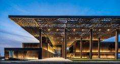 Dakar Congress Center, 2014 - Tabanlioglu Architects