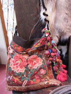 Slouch Leather Bag