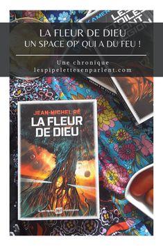 Hommage à Dune, La fleur de Dieu est un space opera riche et ambitieux, début d'une trilogie prometteuse. Mon avis complet sur le blog en cliquant su la photo. #albinmichel #albinmichelimaginaire #spaceopera #jeanmichere #sciencefiction #chroniquelitteraire