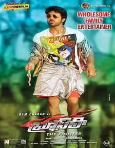 Poster Of Bruce Lee-The Fighter 2015 Full Movie Hindi Multi Audio 900MB HDRip Worldfree4u