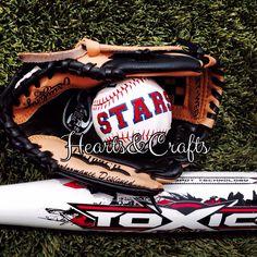 All star baseball.