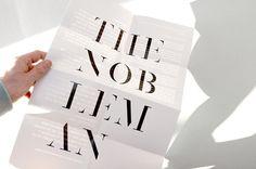 The Nobleman Art Advisory / Corporate Design