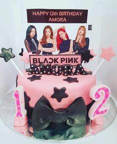 Happy 12th Birthday, Birthday Cake, Birthday Parties, Kpop, Tote Bag, Party, Room Inspiration, Cake Ideas, Lisa