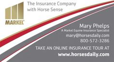 What is the difference between an insurance agent and an insurance company (insurer)? This is one of many questions frequently asked from horse owners and here are some answers.