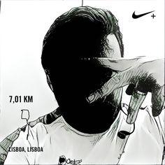 Treino das quintas com a malta do costume #correrlisboa e já no escurinho do dia  #runnersworldportugal  #corremosjuntos #runner #runnerdrummer #3porsemana #newlifestyle #drumrunner | #Gear: #outpace #adidas #skechers  #tomtom #nikeplus #maroon5