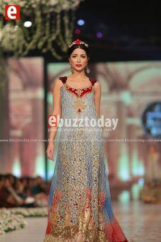 Tabassum Mughal at Bridal Couture Week 2014