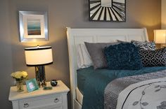 A few weeks ago, we got an email from Barbara. She found our blog online and wanted our help furnishing a townhome she was moving into. Th...