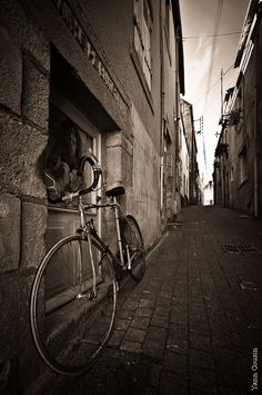The bicycle by Yann Cousin on 500px