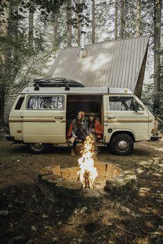 All variants of the Volkswagen - or Vanagon, Kombi, Transporter, Caravelle, Microbus. Vw Bus, Bus Camper, Volkswagen, Transporter T3, Vw Camping, Camper Van Life, Vw Vanagon, Bus Girl, Van Home