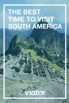 From the jungle of the Amazon to the icy wonderland of Patagonia, South America's wild topography is full of adventures. Book your ultimate #vacation today!