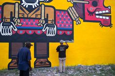 Jaime Rojo & Steven Harrington: Atlanta Hosts First All Female Street Art Conference
