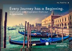 SPECIAL INTEREST TRAVEL Smithsonian Travel, Worldwide Adventures, Great Values, Cruises, Tours, Rail Journeys - Smithsonian Journeys