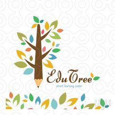 #Educational #Pencil #Tree