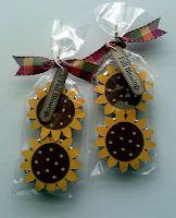 Sunflower Peppermint Patties