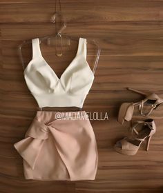 Go in my wardrobe dress Casual Skirt Outfits, Cute Summer Outfits, Classy Outfits, Chic Outfits, Dress Outfits, Casual Dresses, Fashion Dresses, Girl Fashion, Womens Fashion