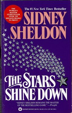 The Stars Shine Down by Sidney Sheldon (1993, Paperback, Reprint)
