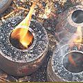 Stage special cuissons et journee raku