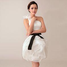 dress - http://zzkko.com/n201301-013-the-new-Yimu-wedding-dress-Vera-Wang-Wang-slightly-Style-Gossip-Girl-bridesmaid-dress-toast-clothing.html $33.46