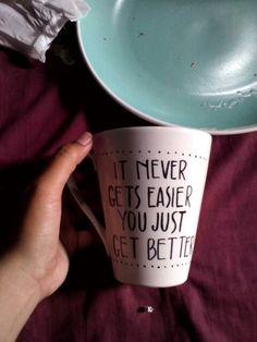 DIY Sharpie mug for Melly :) 7/1/2015