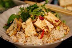 Welcome to Eatlover Kitchen: BÚN ĐẬU HỦ CHAY
